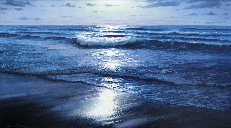 Marina Beach Sunrise 460 x 720