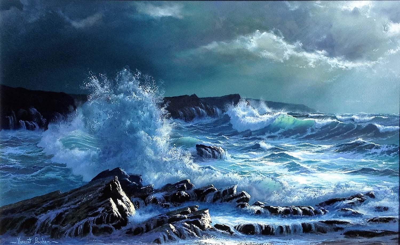Stormy Sea 2 460 x 730 Stormy Seas Cornwall