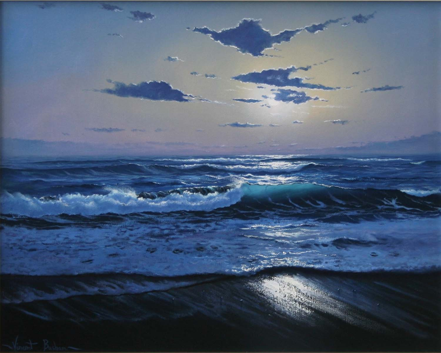 The Moonlight Shore 410 x 510