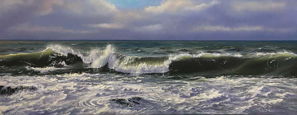 Atlantic Breaker 410 x 1000